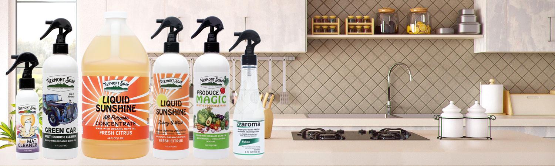 Organic Soaps: Liquid Castile, Shea Butter, Deodorant